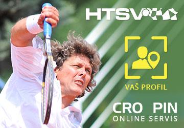 CRO PIN - Vaš profil