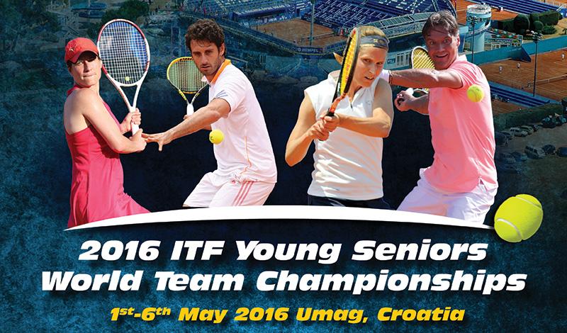 6 ITF Young- Seniors World Team Championships, Grade WC