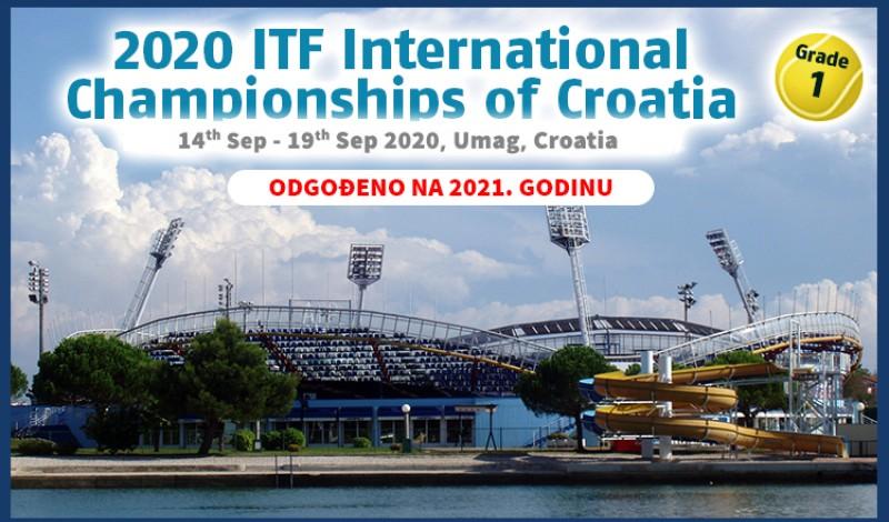 2020 ITF International Championships of Croatia, Grade 1, Umag, Croatia