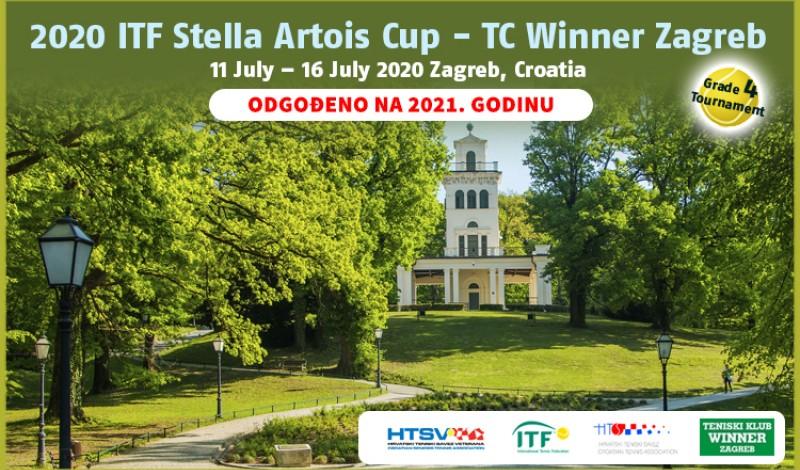 2020 ITF STELLA ARTOIS CUP- TC WINNER Zagreb, Grade 4