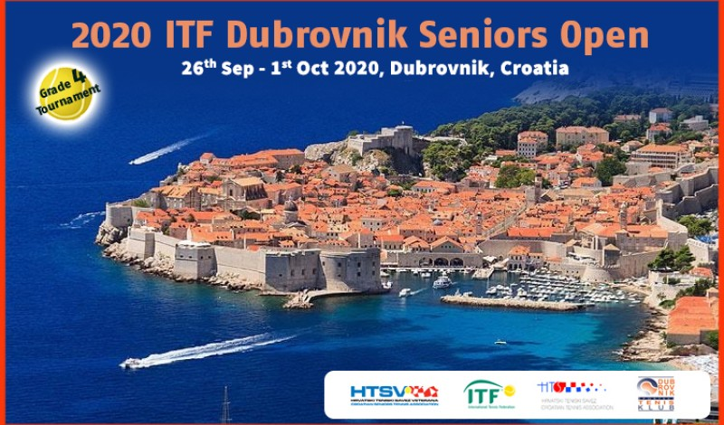 2020 ITF DUBROVNIK SENIORS OPEN , Grade 4