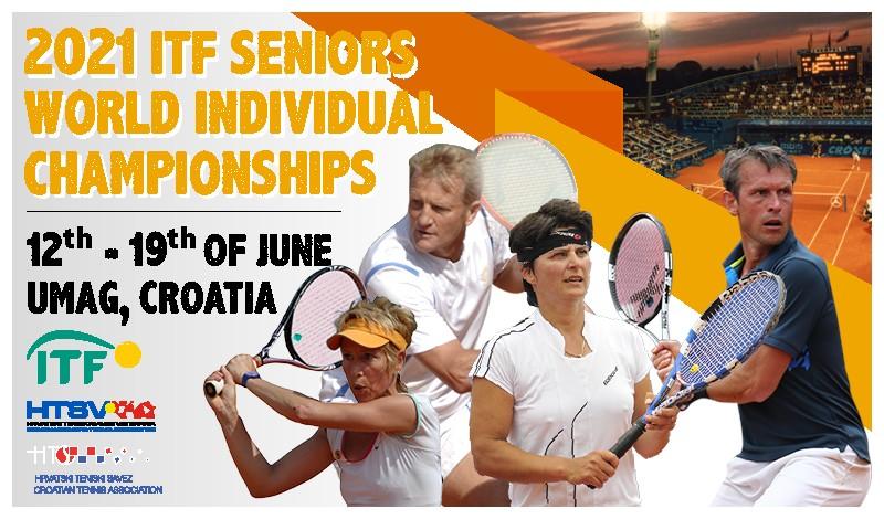 2021 ITF SENIORS WORLD INDIVIDAL CHAMPIOMSHIPS