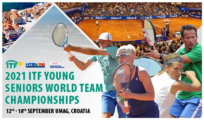 2021 ITF YOUNG SENIORS WORD TEAM CHAMPIONSHIPS