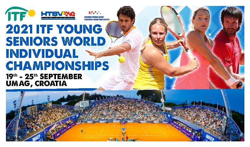 2021 ITF YOUNG SENIORS WORLD INDIVIDUAL CHAMPIONSHIP
