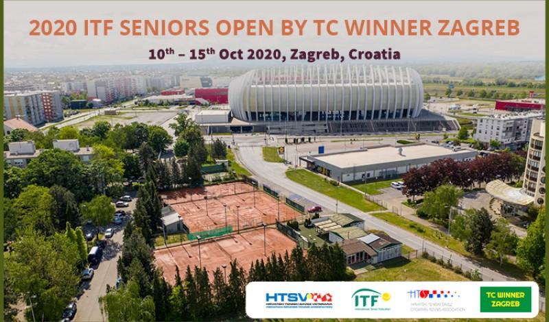 2020 ITF SENIORS OPEN BY TC WINNER ZAGREB
