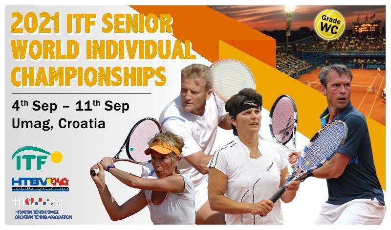 2021 ITF SENIOR WORLD INDIVIDUAL CHAMPIONSHIPS