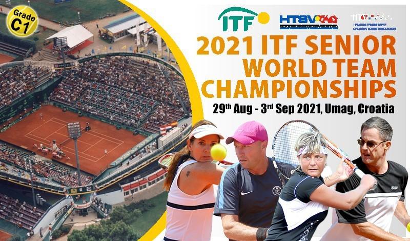 2021 ITF SENIOR WORLD TEAM CHAMPIONSHIPS