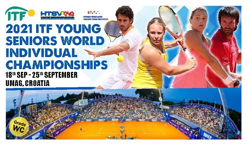 2021 ITF YOUNG SENIORS WORLD INDIVIDUAL CHAMPIONSHIPS
