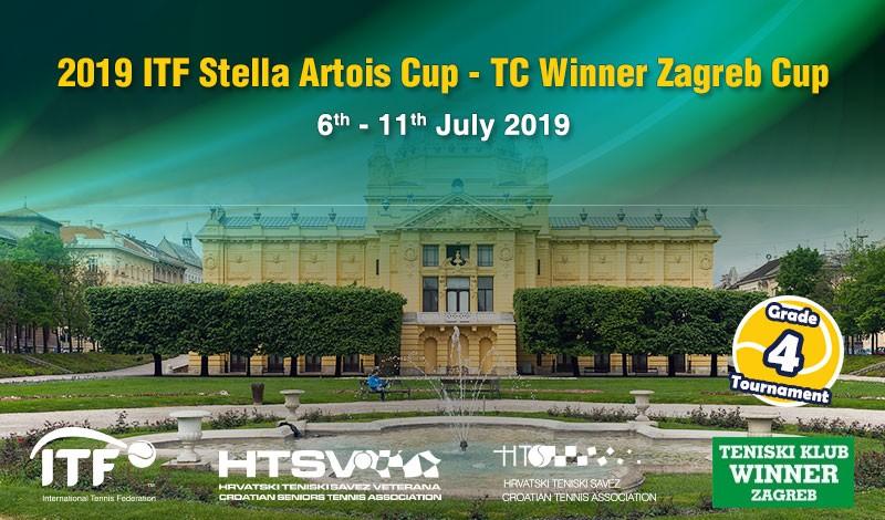 2019 ITF Stella Artois Cup - TC Winner Zagreb Cup