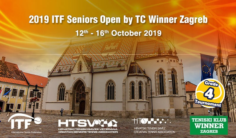 2019 ITF Seniors Open by TC Winner Zagreb