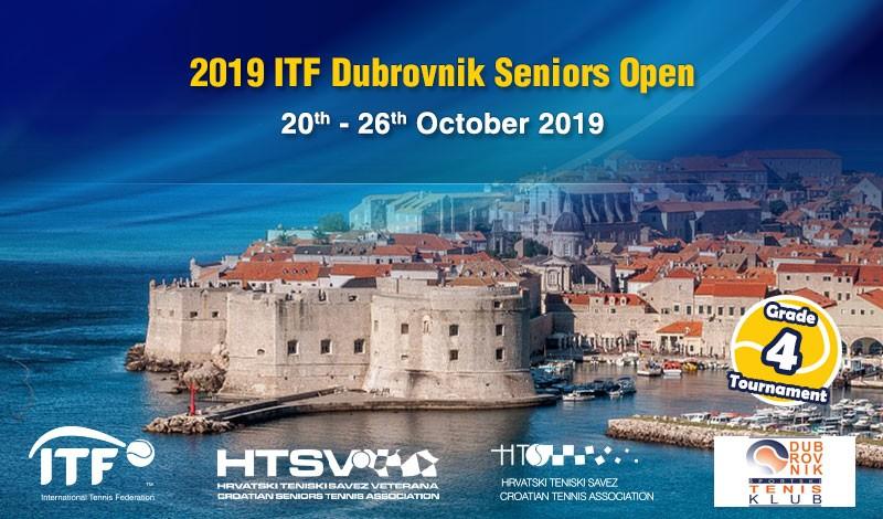 2019 ITF Dubrovnik Seniors Open