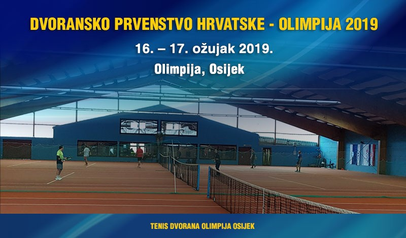 2019 Dvoransko Prvenstvo Hrvatske - Olimpija Osijek 2019