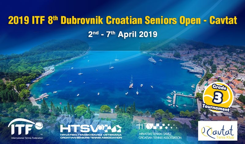 2019 ITF 8th Dubrovnik Croatian Seniors Open