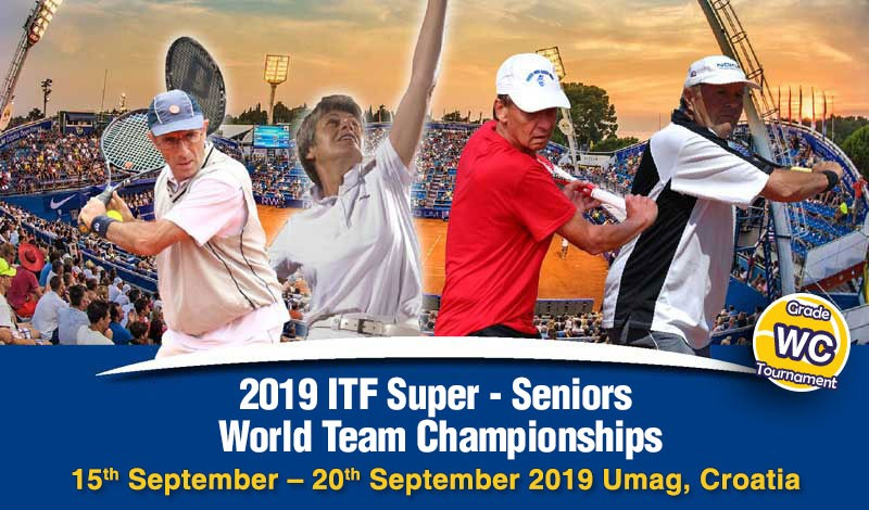 2019 ITF Super-Seniors World Team Championships