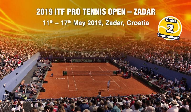 2019 ITF PRO TENNIS OPEN - ZADAR
