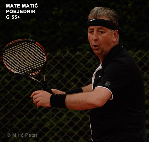 G55+ POBJEDNIK MATE MATIĆ