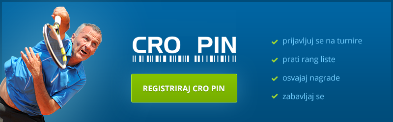 CRO PIN Registracija